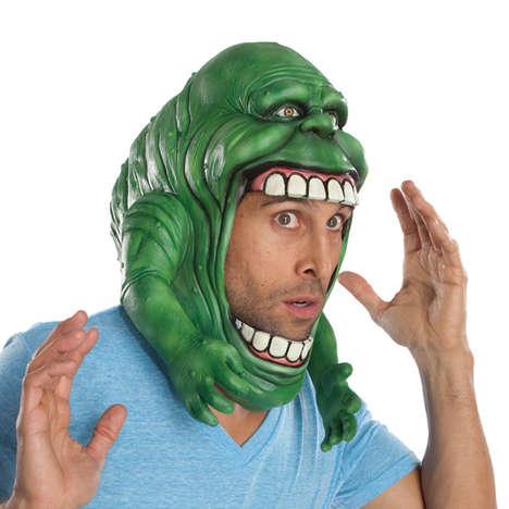 Green Alien Masks