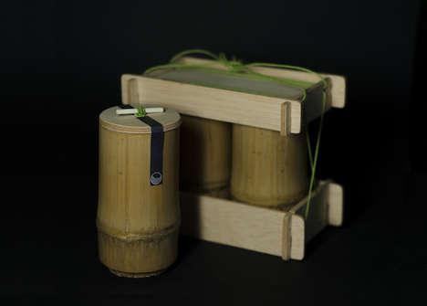 Bamboo Tea Sets