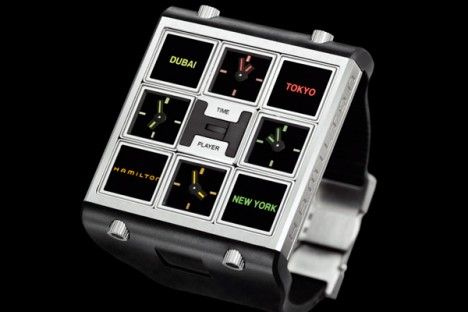 36 Square Watch Designs