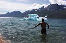 Arctic Swimming Challenges