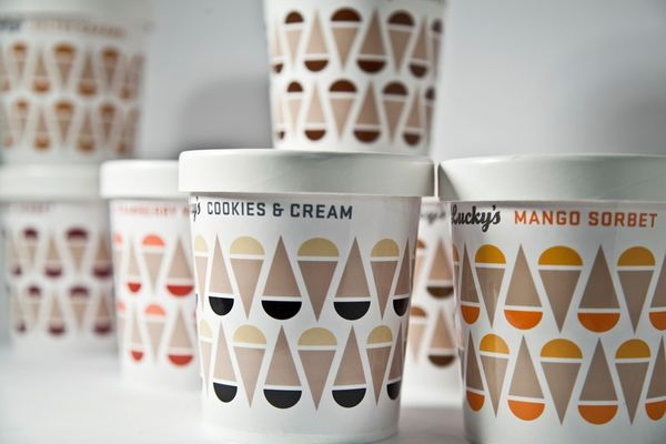 39 Ice Cream Packaging Designs