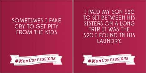 Confessional Mom Campaigns