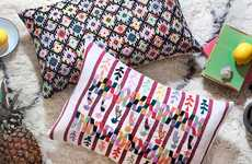 Posh Patterned Textile Collections