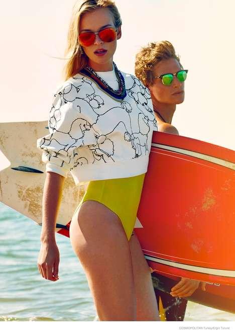 Surfing Indian Summer Editorials