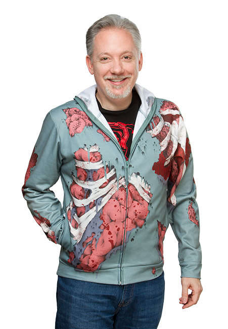 Decaying Anatomy Sweaters