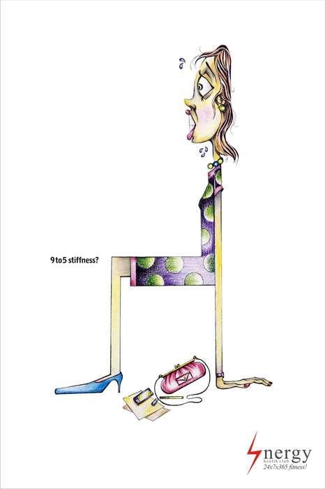 Angular Posture Ads