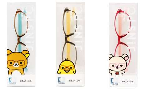 Adorable Anime Eyewear
