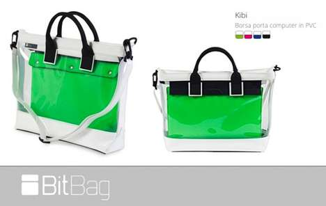 Bluetooth-Enabled Bags