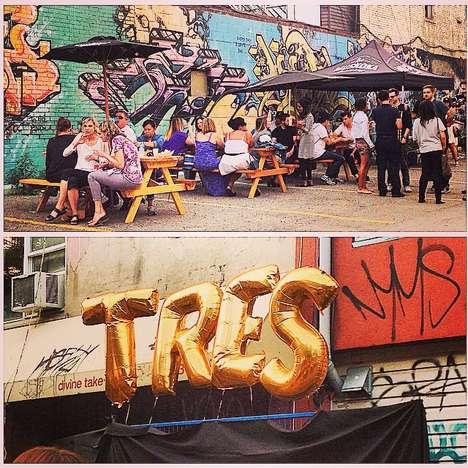 Hip-Hop Food Fests