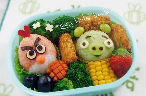 22 Creative Bento Lunch Ideas