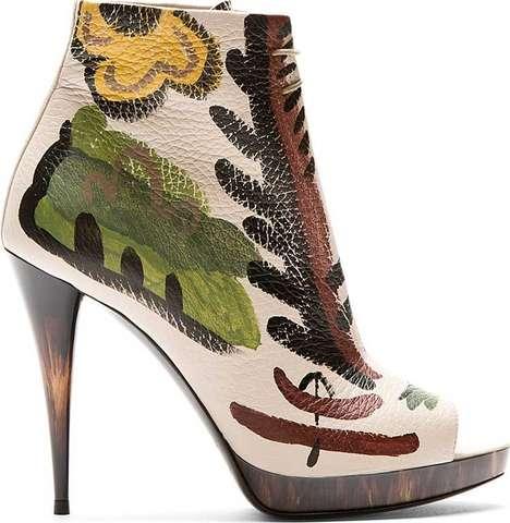 Wearable Art Heels