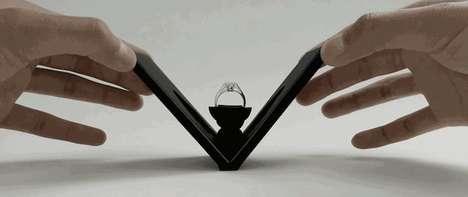 Flat Ring Boxes