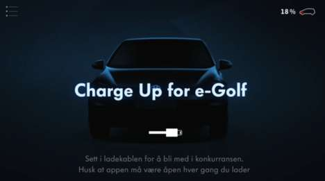 Phone-Charging Car Ads