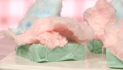 Fluffy Carnival Desserts