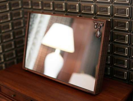 Chocolate-Inspired TVs - Sharp and Q-Pot's Melty Chocolate TV Design Looks Good Enough to Eat