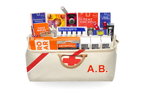 Luxury Survival Bags - Preppi's Prepster Survival Kit Comes with Top-of-the-Line Products