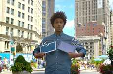 Superior Tablet Ads - Samsung's Tablet Comparison Video Pits the Galaxy Tab S Against Apple's iPad