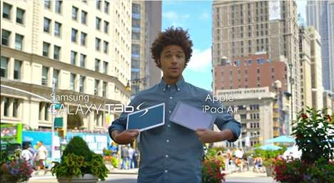 Superior Tablet Ads