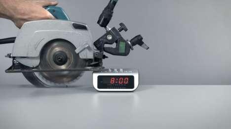 Vengeful Alarm Clock Campaigns