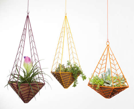 Colorful Modern Planters
