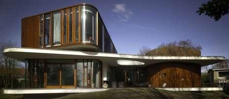 Lavishly Canopied Residences