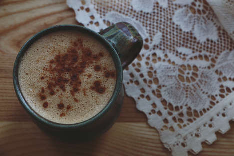Alternative Autumn Lattes