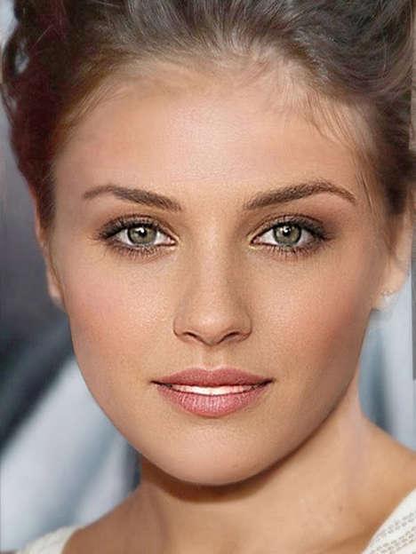 Celebrity Facial Composites
