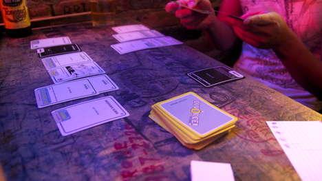 Divorce-Mimicking Games