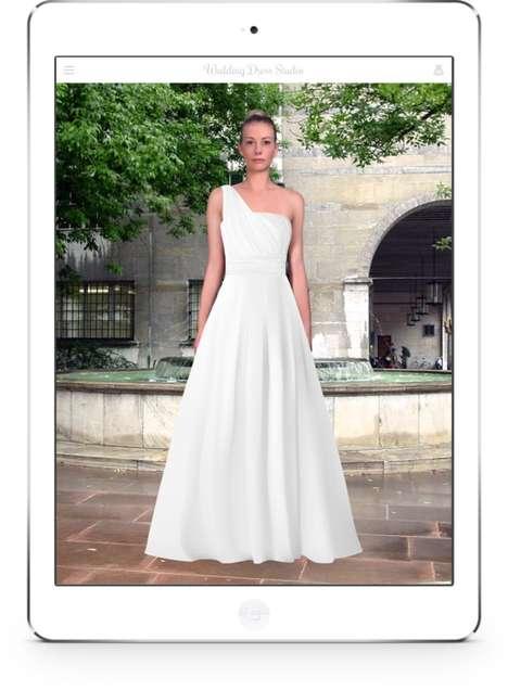 Virtual Bridal Apps