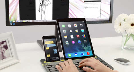 Multi-Device Keyboards