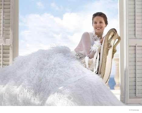 Celestial Bridal Campaigns