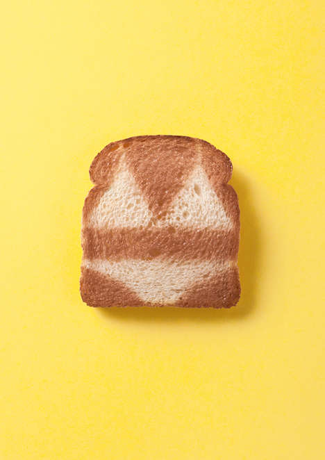 Summery Toast Compositions