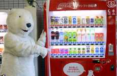 Electricity-Reducing Vending Machines - Coca-Cola's Peak Shift is an Eco-Friendly Vending Machine