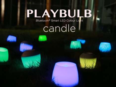 Candle-Controlling Apps