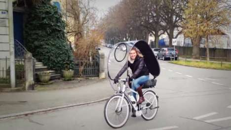 Bicycle Rain Shelters