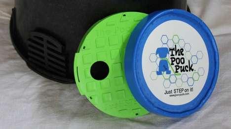 Honeycomb Pooper Scoopers