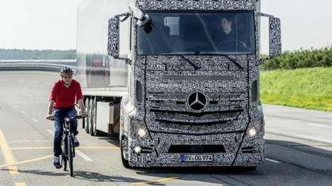 Truck Blind Spot Radars