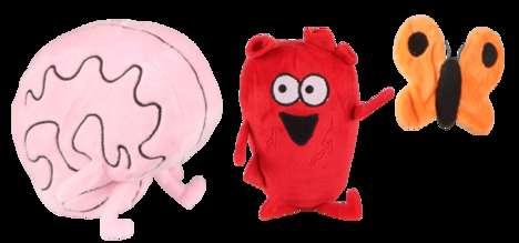 Webcomic Plush Toys