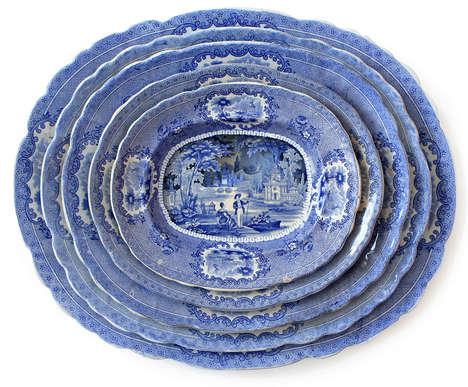 Antique Plate Art
