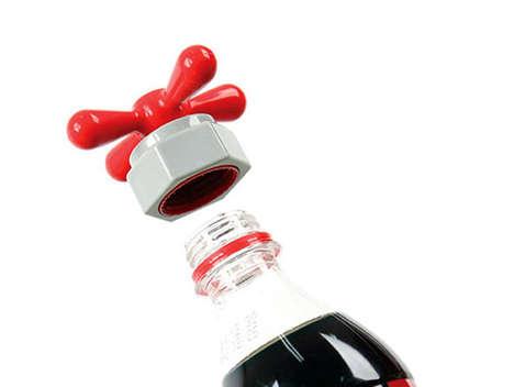 Twistable Bottle Openers