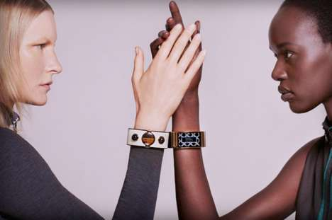 Stylish Snakeskin Smartwatches