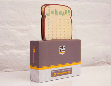 Paper Toaster Calendars