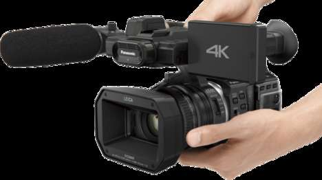 Ultra HD Camcorders