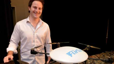 Trailblazing Delivery Drones