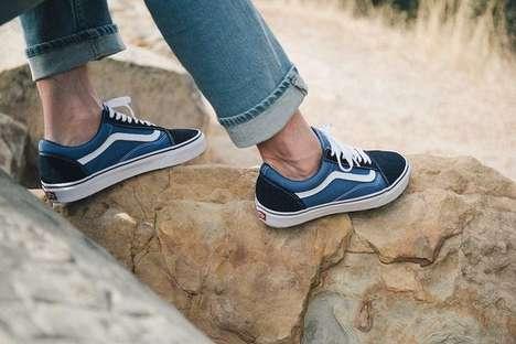 Custom-Formed Footwear