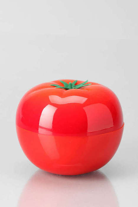 Fruity Skincare Packaging - Tony Moly's Skin Cream Containers Are Disguised as Fruits & Vegetables