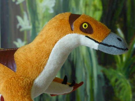 Plush Velociraptor Toys