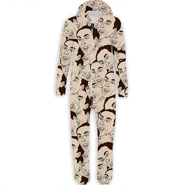 Creepy Celeb Sleepwear