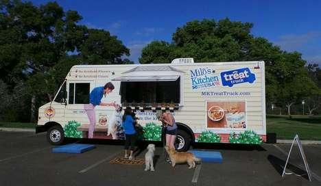 Dog Food Trucks