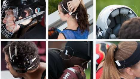 Concussion-Spotting Gadgetry